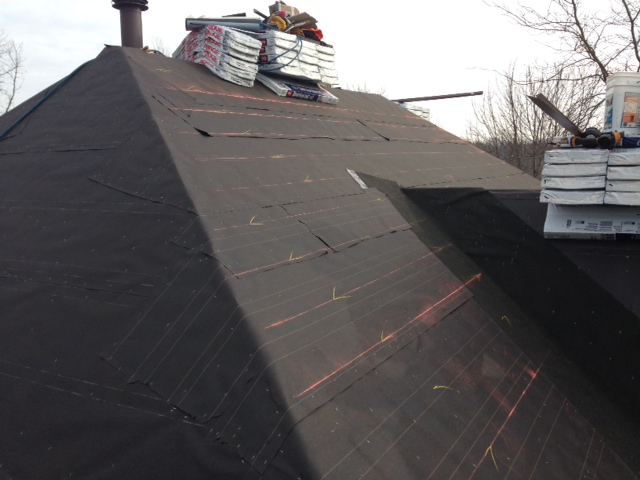 Deck Armour Vs Felt Paper Which Is Better For Your Roof