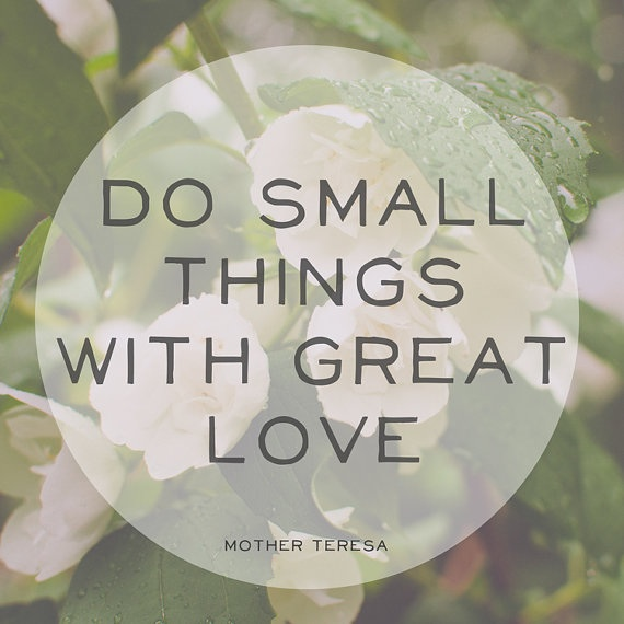 small things, great love, hamilton roofing