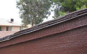 roof, multiple layers