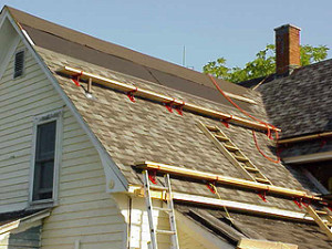 roof, jacks, planks