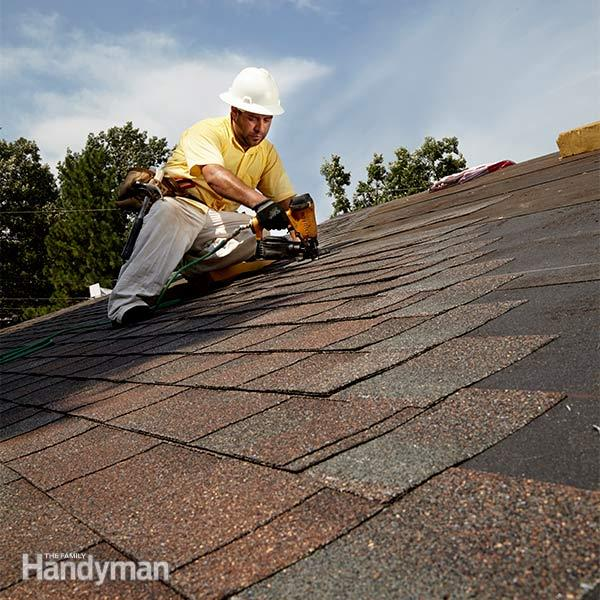 roofing, roofer, shingling